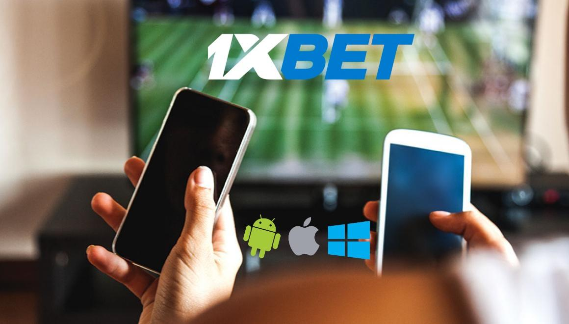 1xBet mobile site