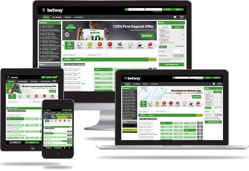Betway Ghana login sportsbook