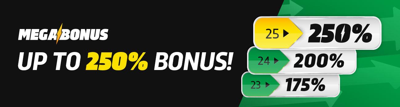 Premier Bet bonus rewards for betting