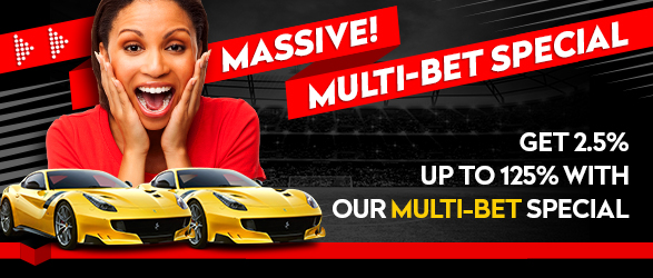 Supabets Ghana sports betting welcome bonus