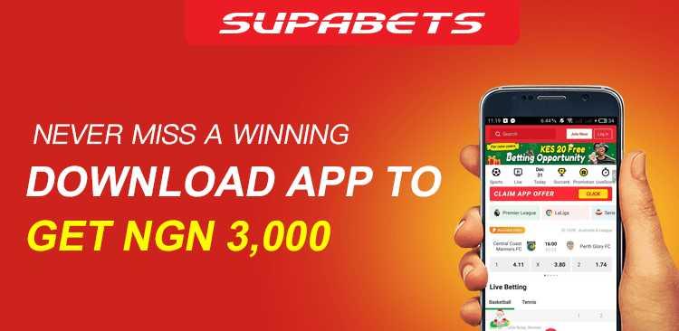 Supabets app